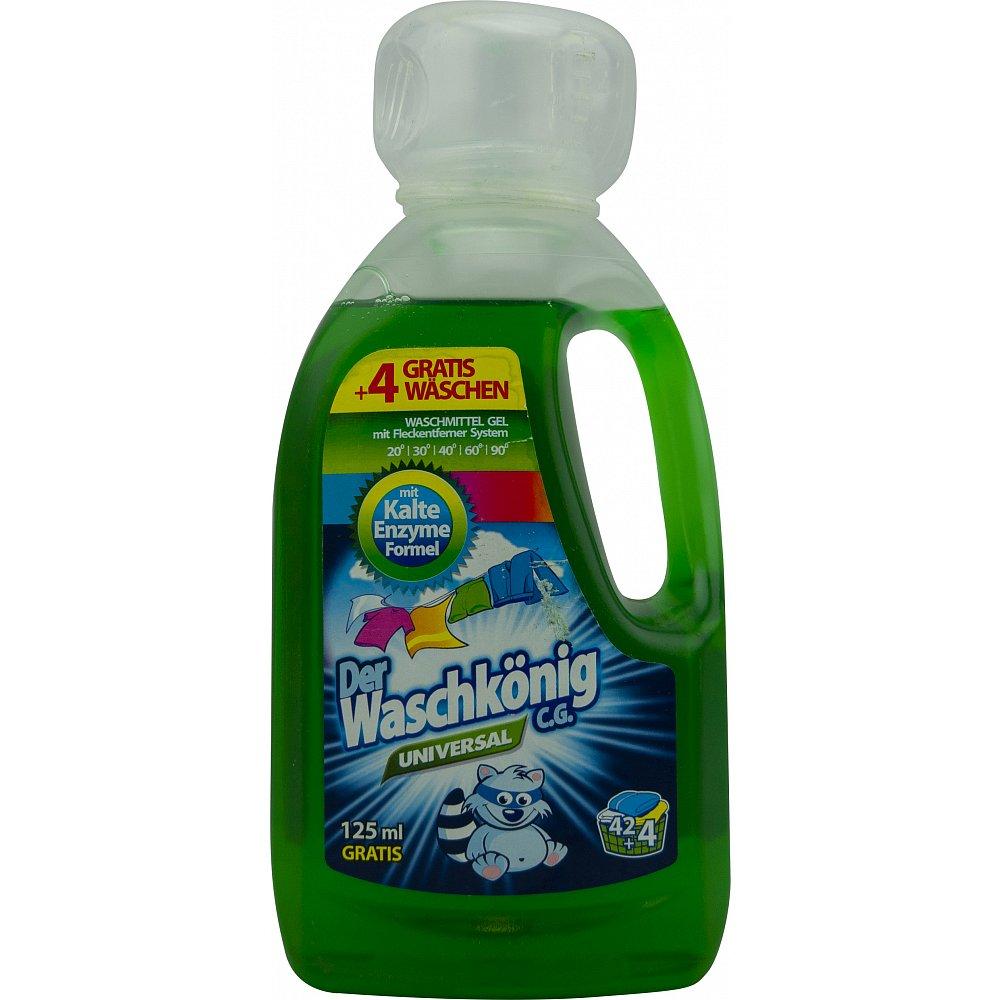 Waschkönig Universal prací gel, 46 dávek 1625 ml