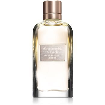 Abercrombie & Fitch First Instinct Sheer parfémovaná voda pro ženy 50 ml