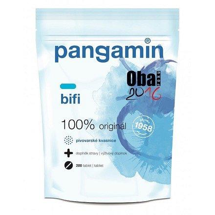 Pangamin Bifi s inulinem tbl.200 sáček