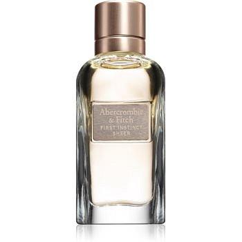 Abercrombie & Fitch First Instinct Sheer parfémovaná voda pro ženy 30 ml