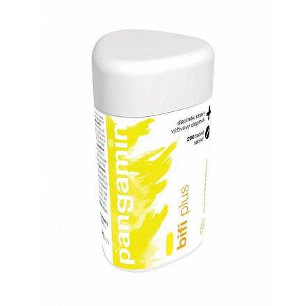 Pangamin Bifi Plus s inulinem-synbiotikum 200 tablety