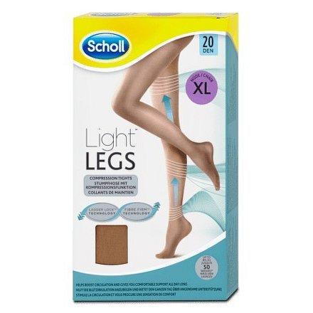 SCHOLL Light LEGS Kompr.punč.kalh. XL 20DEN Tělová