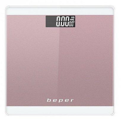 BEPER 40822P digitální osobní dotyková skleněná váha do 180kg