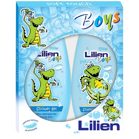 Lilien Kids for Boys 800ml