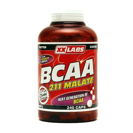 211 BCAA Malate 240tbl