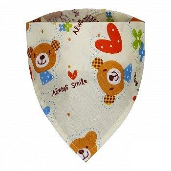 Dětský šátek, medvídci