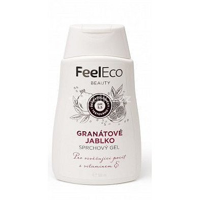 Feel Eco sprchový gel Granátové jablko 300ml