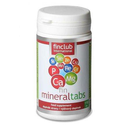 fin Mineraltabs 110 tbl