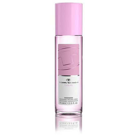 Tom Tailor LIQUID Woman Deo Vapo 75ml