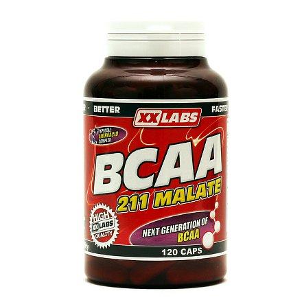 211 BCAA Malate 120 tbl.