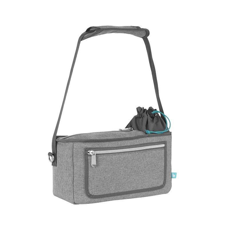 Babymoov Organizér na kočárek Stroller Bag Smokey