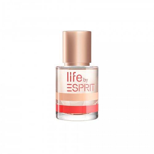 Esprit Life by Esprit toaletní voda 20ml