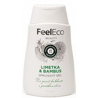 Feel Eco sprchový gel Limetka a Bambus 300ml