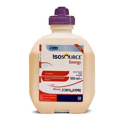 Isosource Energy Neutrální perorální roztok 1 x 500 ml
