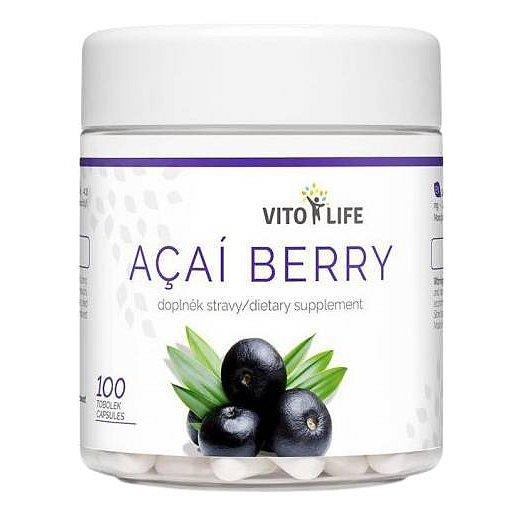 Vito Life Acai Berry 100 tobolek