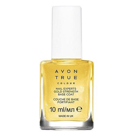 Avon Péče o nehty se zlatými částečkami 10 ml