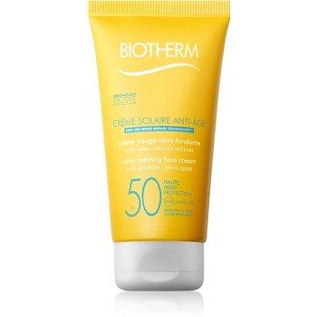Biotherm Crème Solaire Anti-Âge protivráskový krém na opalování SPF 50  50 ml