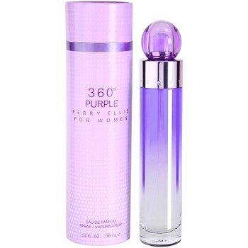 Perry Ellis 360° Purple parfémovaná voda pro ženy 100 ml