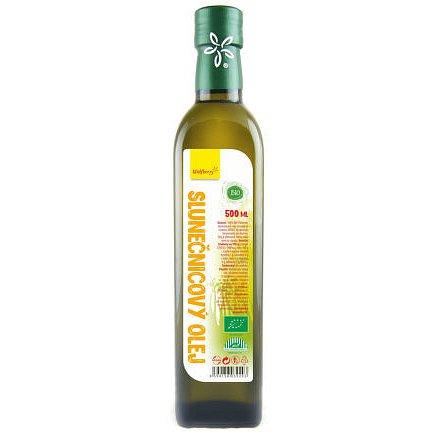 Slunečnicový olej BIO 500 ml Wolfberry*