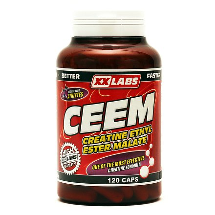 Creatine Ethyl Ester Malate (CEEM) 120 cps