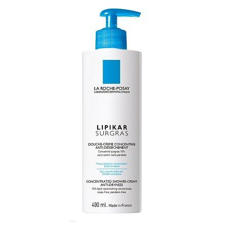 La Roche Lipikar Surgras Zvláčňující sprchový gel 400ml