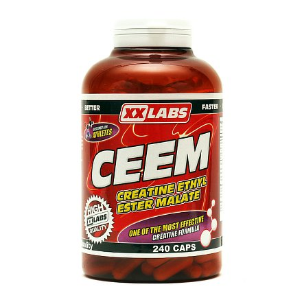 Creatine Ethyl Ester Malate (CEEM) 240 cps