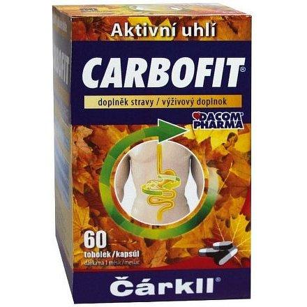 Carbofit tobolky 60 Čárkll