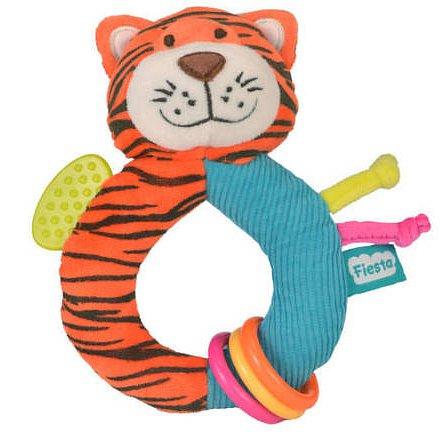 Chrastítko s kousátkem - Tygr