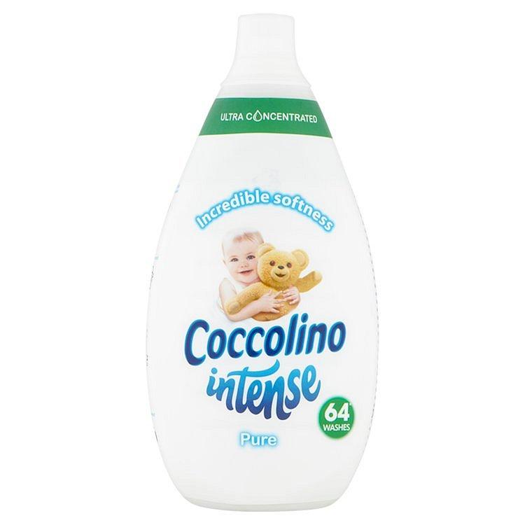 Coccolino Intense Pure aviváž, 64 praní 960 ml