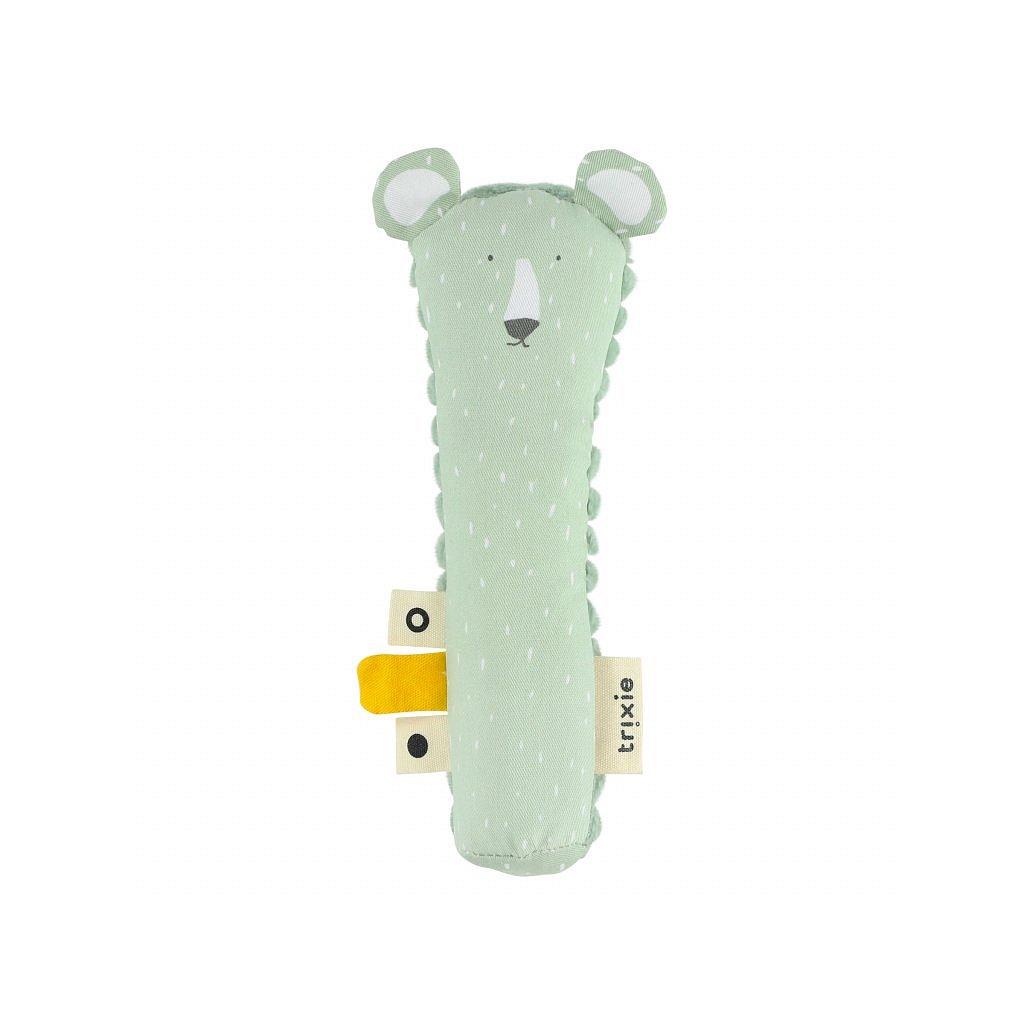 Trixie Pískací hračka pro nejmenší - Mr. Polar Bear