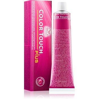 Wella Professionals Color Touch Plus barva na vlasy odstín 33/06  60 ml