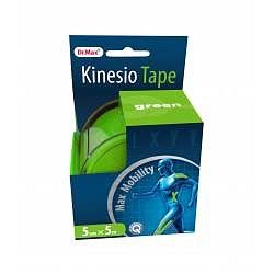 Dr.Max Kinesio Tape green 5cm x 5m 1 ks