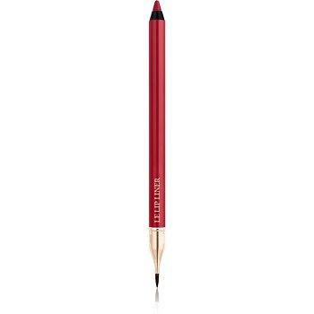 Lancôme Le Lip Liner voděodolná tužka na rty se štětečkem odstín 047 Rouge rayonnant 1,2 g