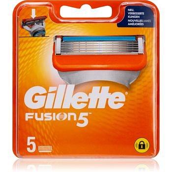 Gillette Fusion5 náhradní břity 5 ks