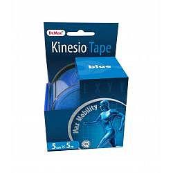 Dr.Max Kinesio Tape blue 5cm x 5m 1 ks