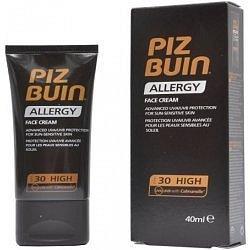 PIZ BUIN NEW SPF50+ Allergy Face Cream 40ml