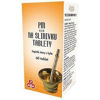 PM Elixír na slinivku 60 tablet