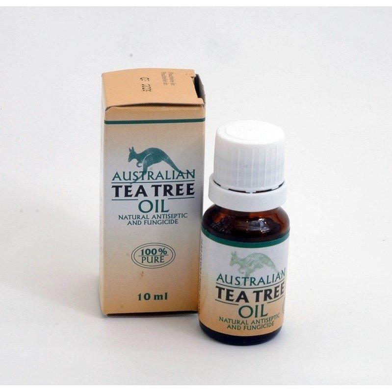 Australian Tea Tree oil 100% čistý olej 10 ml