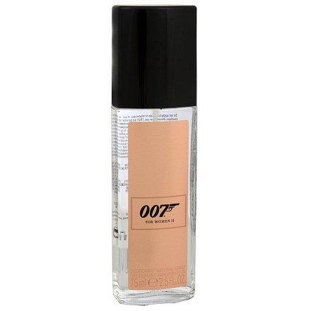 James Bond 007 For Women II Deo Vapo 75ml