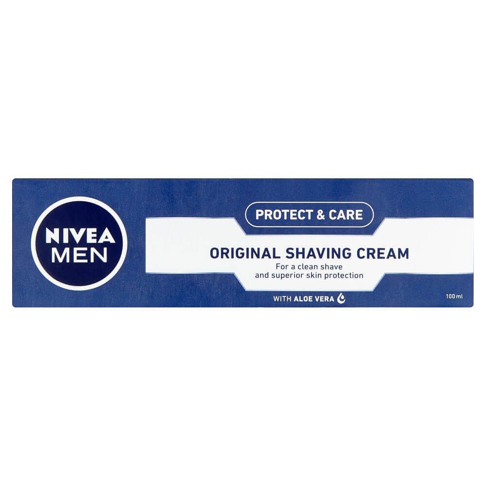 NIVEA MEN krém na holení 100 ml