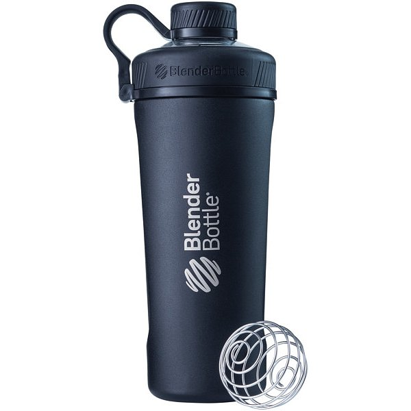 BlenderBottle® Láhev Radian™ Insulated Stainless Steel 940ml- černá
