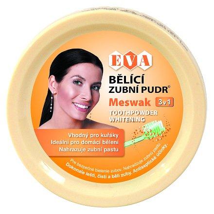 EVA Bělící zubní pudr meswak 30g