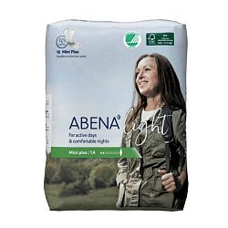 Abena Light Mini Plus 1A. 16 ks
