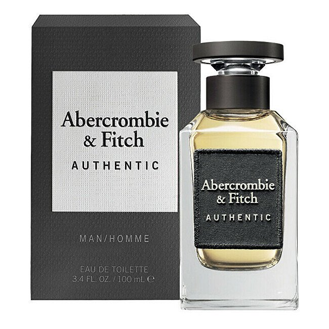 Abercrombie & Fitch Authentic Man - EDT 100 ml