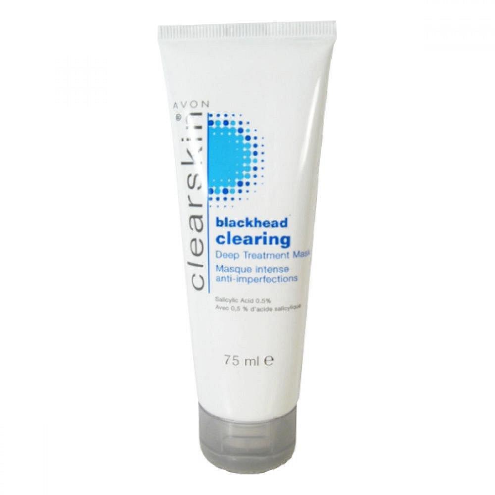 AVON Hluboce čisticí maska proti černým tečkám (Blackhead Clearing) 75 ml