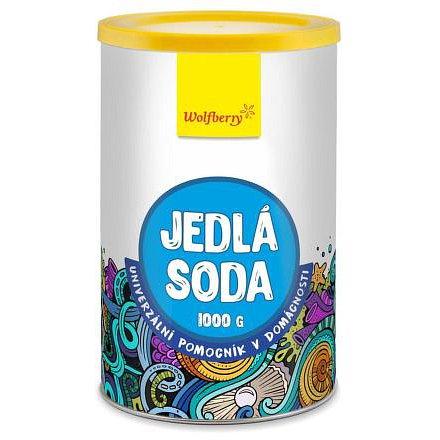 Jedlá soda 1000 g Wolfberry
