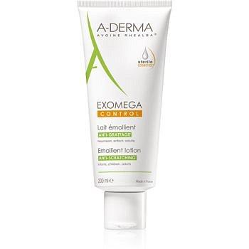 A-Derma Exomega tělové mléko pro velmi suchou citlivou a atopickou pokožku 200 ml