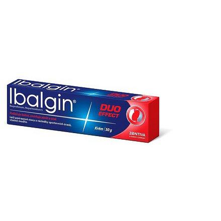 Ibalgin Duo Effect dermální krém  1 x 50 gm