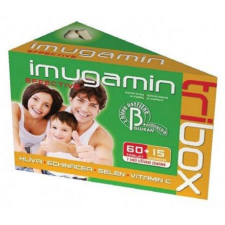 Imugamin Effective Tribox 60+15 tablet