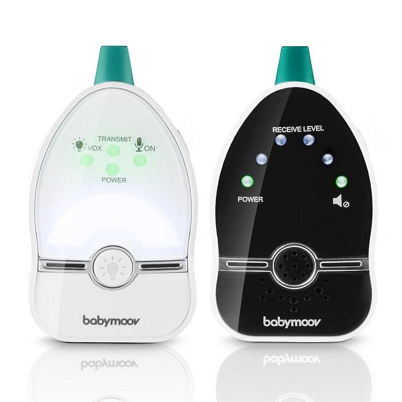 BABYMOOV Dětská elektronická chůvička Easy Care Digital Green